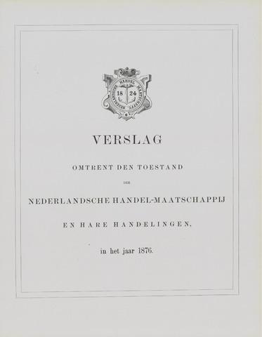 Nederlandsche Handel-Maatschappij 1876