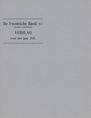 Twentsche Bank 1937
