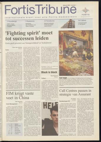 Fortis - Tribune 2003