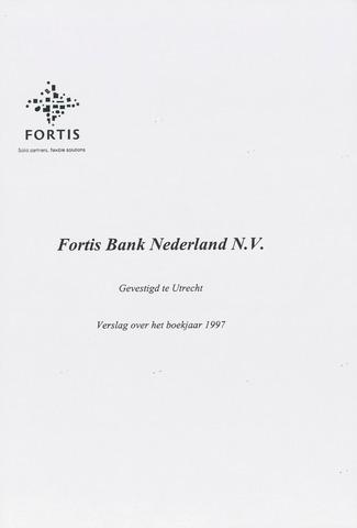 Fortis Bank Nederland 1997
