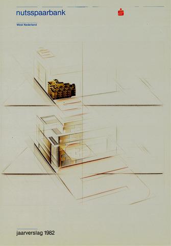 Nutsspaarbank West Nederland 1982