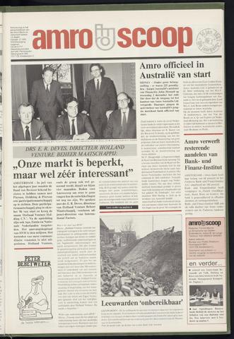 Amro Bank - Amroscoop 1982
