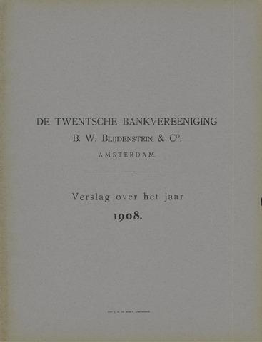 Twentsche Bank 1908