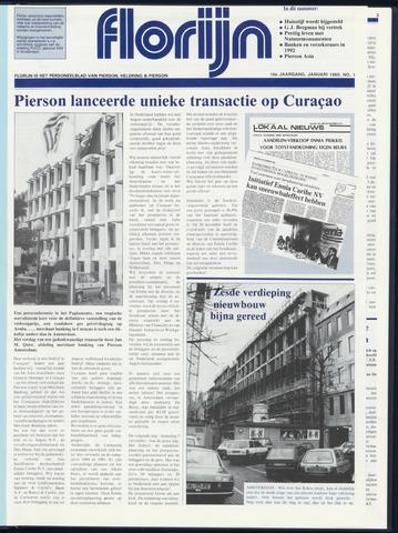 Pierson, Heldring & Pierson - Florijn 1989