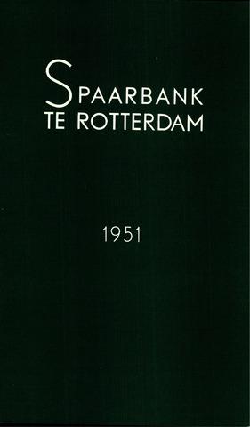 Spaarbank te Rotterdam 1951