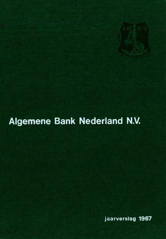 Algemene Bank Nederland 1967