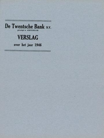 Twentsche Bank 1946