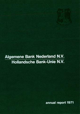 Algemene Bank Nederland 1971