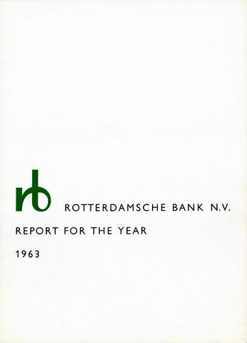 Rotterdamsche Bank 1963