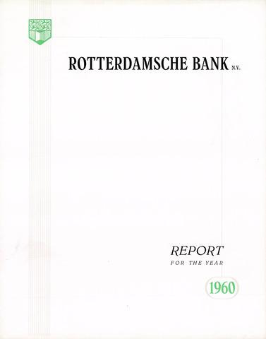 Rotterdamsche Bank 1960