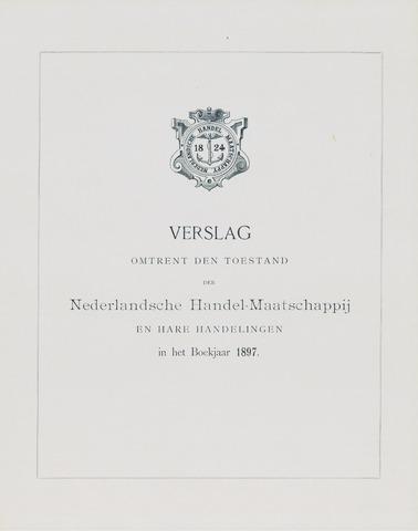 Nederlandsche Handel-Maatschappij 1897
