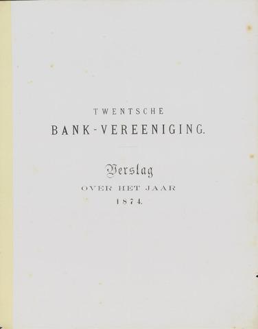 Twentsche Bank 1874