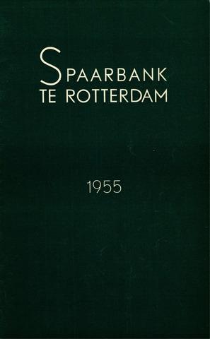 Spaarbank te Rotterdam 1955