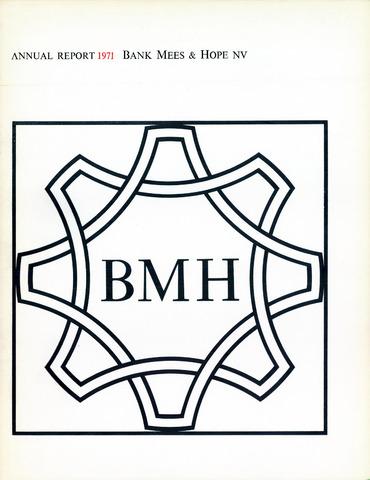 Bank Mees & Hope 1971