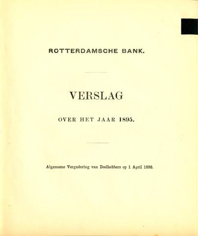 Rotterdamsche Bank 1895
