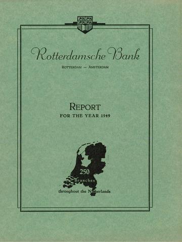 Rotterdamsche Bank 1949