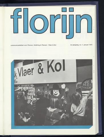 Pierson, Heldring & Pierson - Florijn 1975
