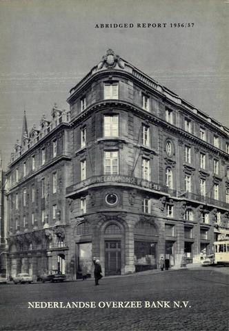 Nederlandse Overzee Bank 1956
