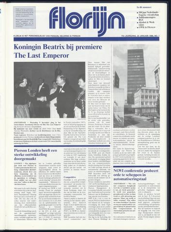 Pierson, Heldring & Pierson - Florijn 1988