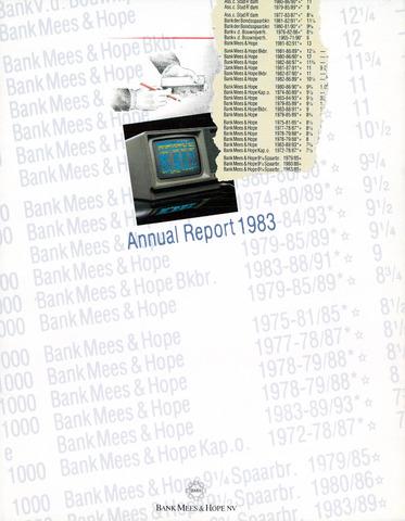 Bank Mees & Hope 1983