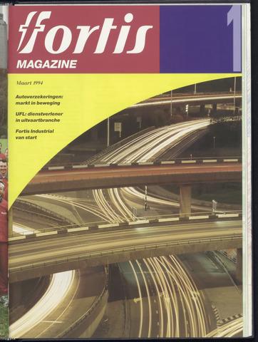 Fortis - Fortis Magazine 1994
