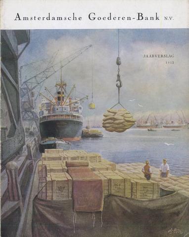 Amsterdamsche Liquidatiekas - Amsterdamsche Goederenbank 1952-01-01