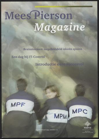 MeesPierson - MeesPierson Magazine 1999
