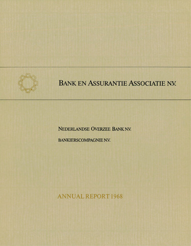 Bank en Assurantie Associatie 1968
