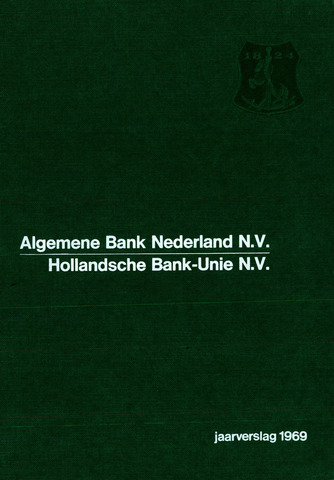 Algemene Bank Nederland 1969