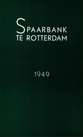Spaarbank te Rotterdam 1949