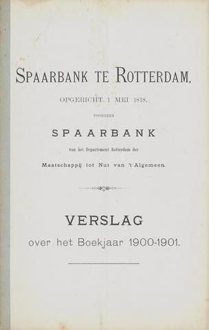 Spaarbank te Rotterdam 1900