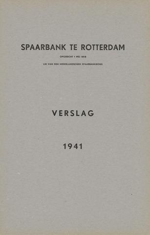 Spaarbank te Rotterdam 1941