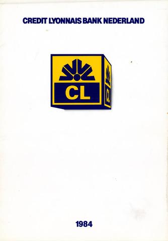 Credit Lyonnais Bank Nederland 1984
