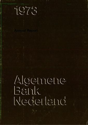 Algemene Bank Nederland 1973