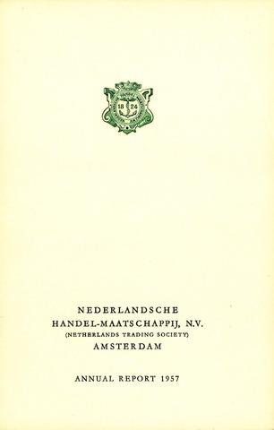 Nederlandsche Handel-Maatschappij 1957