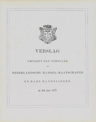 Nederlandsche Handel-Maatschappij 1877