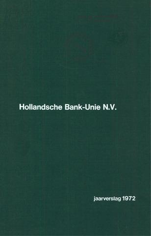 Hollandsche Bank-Unie 1972