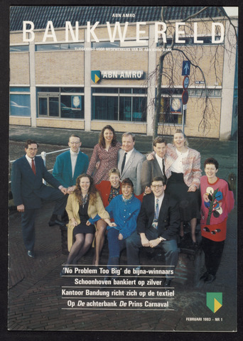 ABN AMRO - Bankwereld 1993