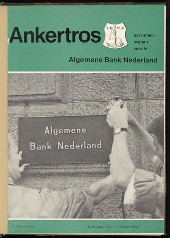 Algemene Bank Nederland - Ankertros 1964