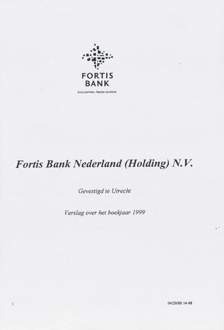 Fortis Bank Nederland 1999