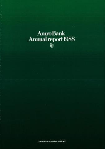 Amro Bank 1988
