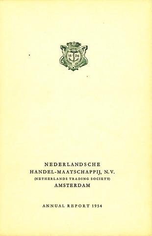 Nederlandsche Handel-Maatschappij 1954