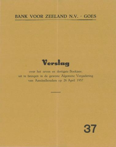 Bank voor Zeeland 1956