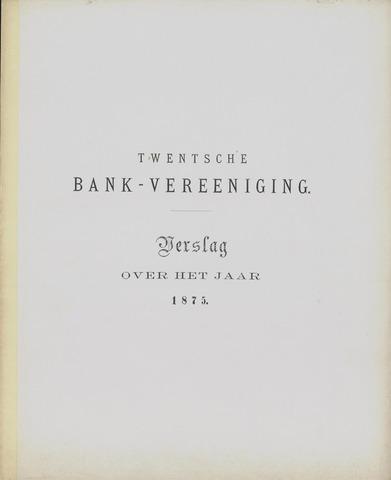 Twentsche Bank 1875