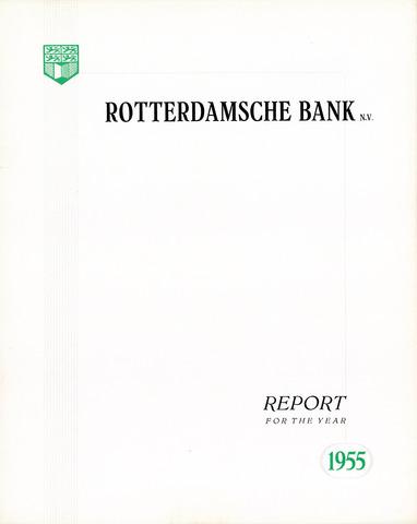 Rotterdamsche Bank 1955
