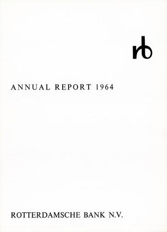 Rotterdamsche Bank 1964