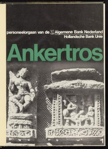 Algemene Bank Nederland - Ankertros 1969