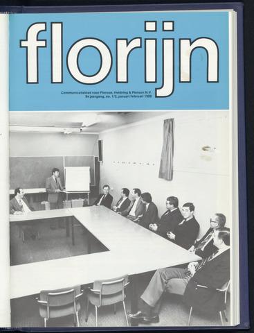 Pierson, Heldring & Pierson - Florijn 1980
