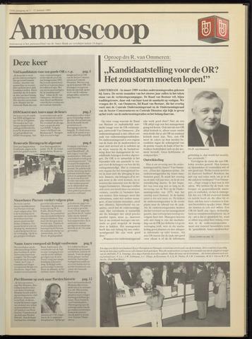 Amro Bank - Amroscoop 1989