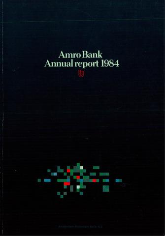 Amro Bank 1984